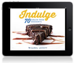 Indulge - 70 Grain Free Desserts