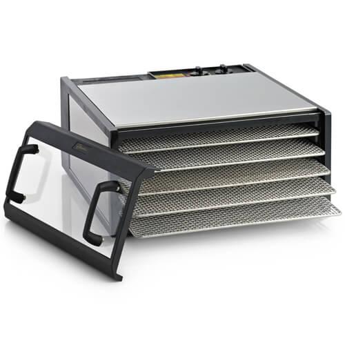 Excalibur Stainless Steel Dehydrator
