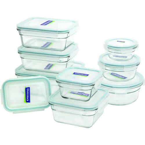 GlassLock Storage Set