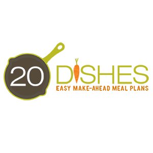 20 Dishes Meal Plans
