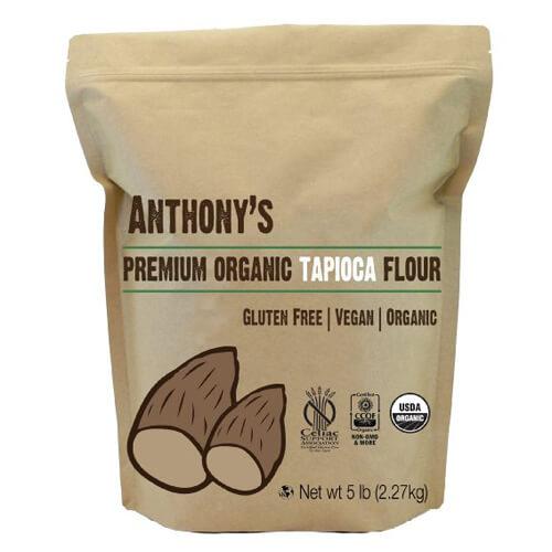Anthonys Organic Tapioca Flour