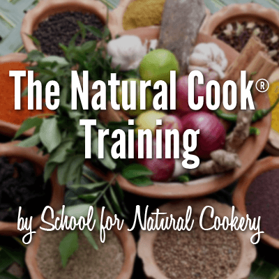 The Natural Cook Training