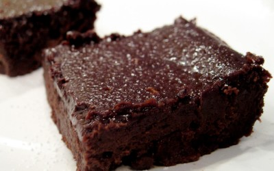 Grain Free Blender Brownies {gf, df, nf, veg, gaps}